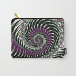 Fractal Abstract 84 Carry-All Pouch