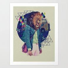 XV Art Print