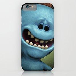 Mr Meeseeks iPhone Case