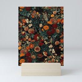 EXOTIC GARDEN - NIGHT XXI Mini Art Print