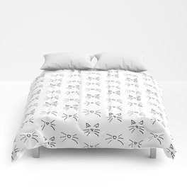 Kitty Whiskers Comforters