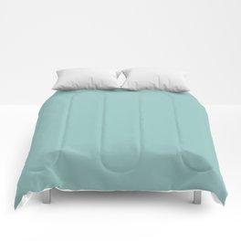 Aqua Haze Comforters