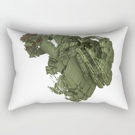 Borg Heart Rectangular Pillow