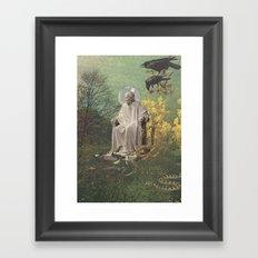 134.  Framed Art Print