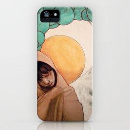 Drift iPhone Case