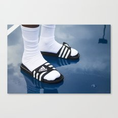 SLIDES. Canvas Print