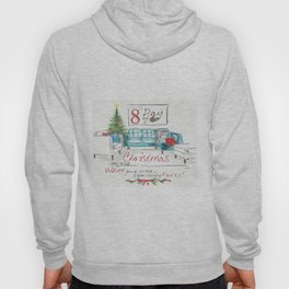 EIGHTH DAY OF CHRISTMAS WEIMS Hoody