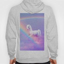 Unicorn and Rainbow Hoody