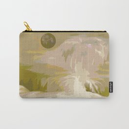 UNKOWN TERRITORY Carry-All Pouch