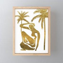 Matisse in Miami Framed Mini Art Print