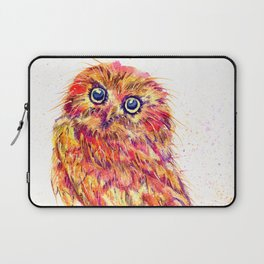 Caffeinated Owl Laptop Sleeve