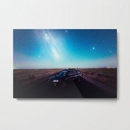 Subaru Forester Metal Print
