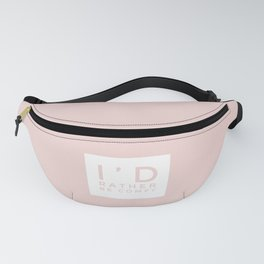 Be Comfy Fanny Pack