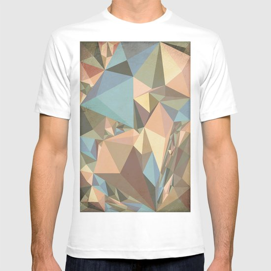 Renaissance Triangle Pyramids T-shirt