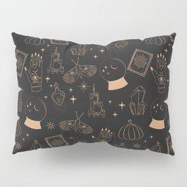 Mystical Halloween Pillow Sham