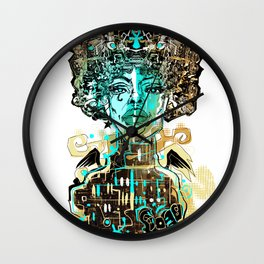 SISTA ANGEL Wall Clock