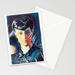 Did You Test Yourself Stationery Cards