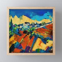 Tuscan Light Framed Mini Art Print
