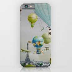 Ballooning over everywhere: Paris Slim Case iPhone 6s