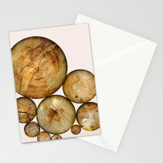 Wood Wood 1 Stationery Cards