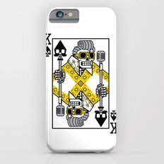 Dead King Card Slim Case iPhone 6s