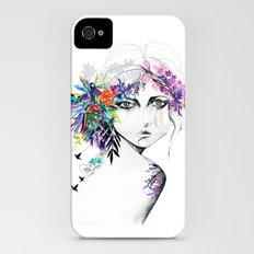 Exotic Girl Slim Case iPhone (4, 4s)