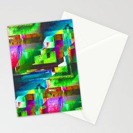 Shades of Night Stationery Cards