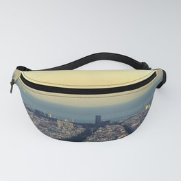 Barcelona view Fanny Pack