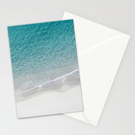 Drone Beach Stationery Cards