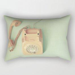 Off the Hook Rectangular Pillow