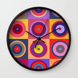 Kandinsky #25 Wall Clock