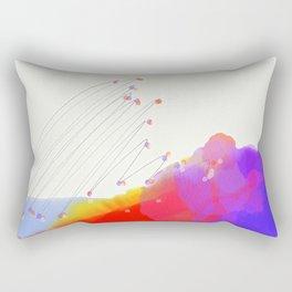 Constellation Hills Rectangular Pillow