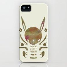 토끼해적단 TOKKI PIRATES Slim Case iPhone (5, 5s)