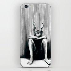 Keep The Sabbath Holy iPhone & iPod Skin
