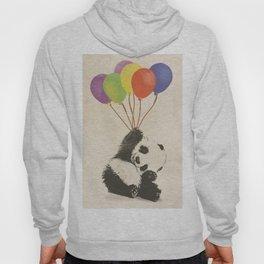 Fly Away Panda Hoody