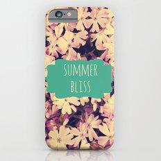 Summer Bliss Slim Case iPhone 6s