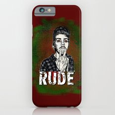 Rude iPhone 6s Slim Case