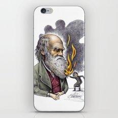 Darwin iPhone & iPod Skin