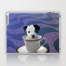 Pup in a Cup Laptop & iPad Skin
