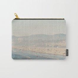 Santa Monica, California  Carry-All Pouch