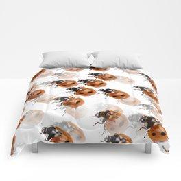 Ladybirds  Comforters