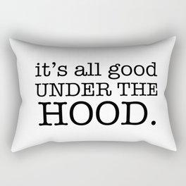ALL GOOD... Rectangular Pillow