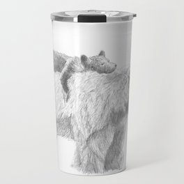 Mama and Cub Travel Mug