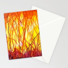 Hot Heat Ha! Stationery Cards