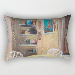 Golden Girls, You ate my sensible meal.... Rectangular Pillow