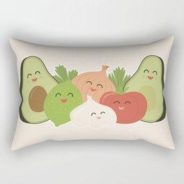 Guac & Roll Rectangular Pillow