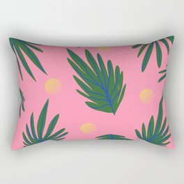 Leaf design Rectangular Pillow