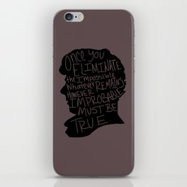 Impossible iPhone Skin