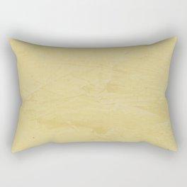 Tuscan Sun Stucco - Faux Finishes - Yellow Venetian Plaster Rectangular Pillow