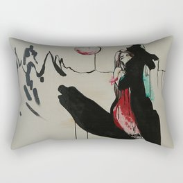 Vampire Story Rectangular Pillow